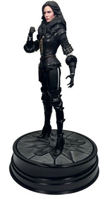 FIGURE THE HEXER YENNEFER OF VENGERBERG 20 CM 2 3 GERALT OF RIVA STATUEN GAME