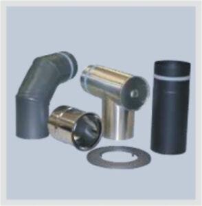 Marci-80-mm-pour-poele-a-granules-ponce-ou-gusgrau-acier-inoxydable-avec-joint