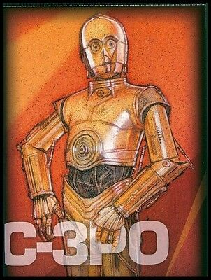 Honey Usa Star Wars Postkarte Postcard Us-post 2007 C-3po Bk46 Possessing Chinese Flavors Topical Stamps