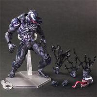 Play Arts Kai VARIANT Marvel Universe Venom Action Figure Toy