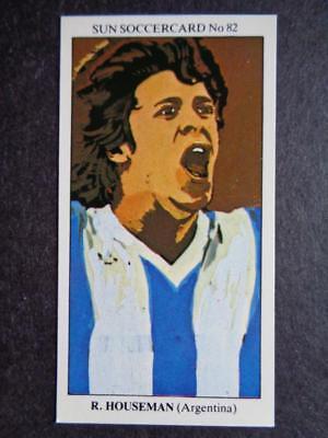 Barry Siddall The Sun Soccercards 1978-79 Sunderland #502