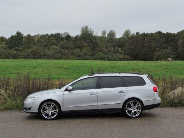 VW Passat 1,8 TSi 160 Sportline Variant - billede 2