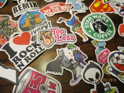 Adult Decals Stickers Rude Swearing XXX Nightclub Pub Skateboard Dope vinyl 105