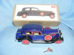Technofix Key Tinplate Windup Clockwork Toy