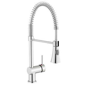 Berühmt Neu Küchenarmatur mit Brause Spültisch Armatur Spiralfeder YB74
