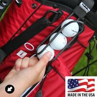 Golf Ball Holder For Golf Bag