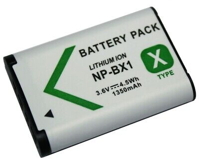 NP-BX1 Batería-SONY RX100 Etc
