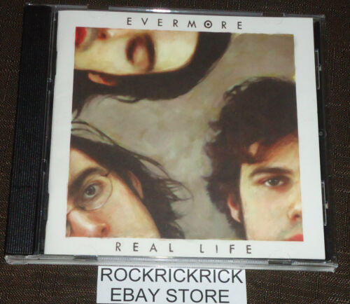 1 of 1 - EVERMORE - REAL LIFE -12 TRACK CD-
