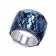 c4774d746 item 2 NEW RARE COLLECTOR'S SWAROVSKI NIRVANA RING BLUE MONTANA CRYSTAL SIZE  7, 55 -NEW RARE COLLECTOR'S SWAROVSKI NIRVANA RING BLUE MONTANA CRYSTAL SIZE  7, ...