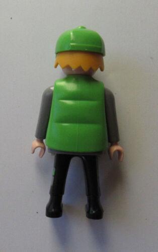 playmobil© Mann Figur aus 4057 Adventure Lodge Baumhaus Abenteuer