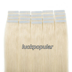 Invisible-Seamless-Tape-in-Skin-Weft-Human-Hair-Extensions-Platinum-Blonde18inch