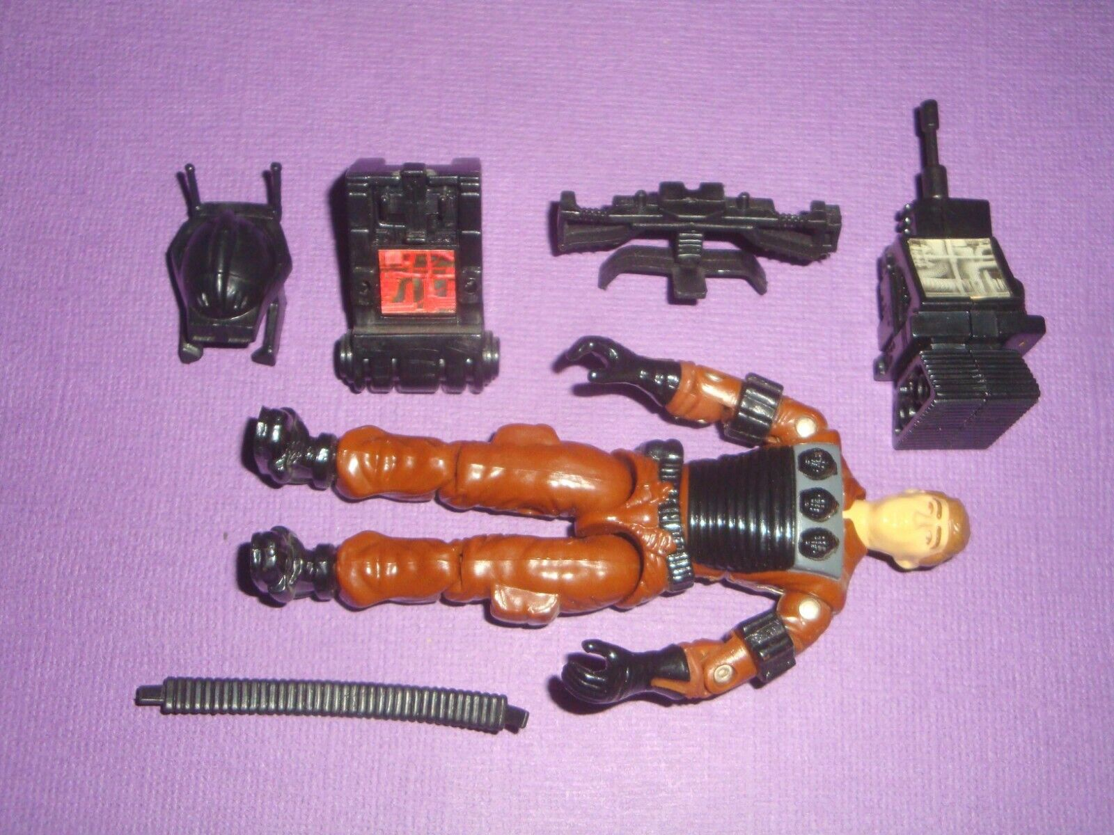 1989 Lightfoot V.2 - Figura De Gijoe 100% COMPLETO-seperti Night Force