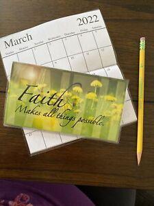 2021-2022 Planner 2 Year Purse Pocket Calendar Monthly 6.5 ...