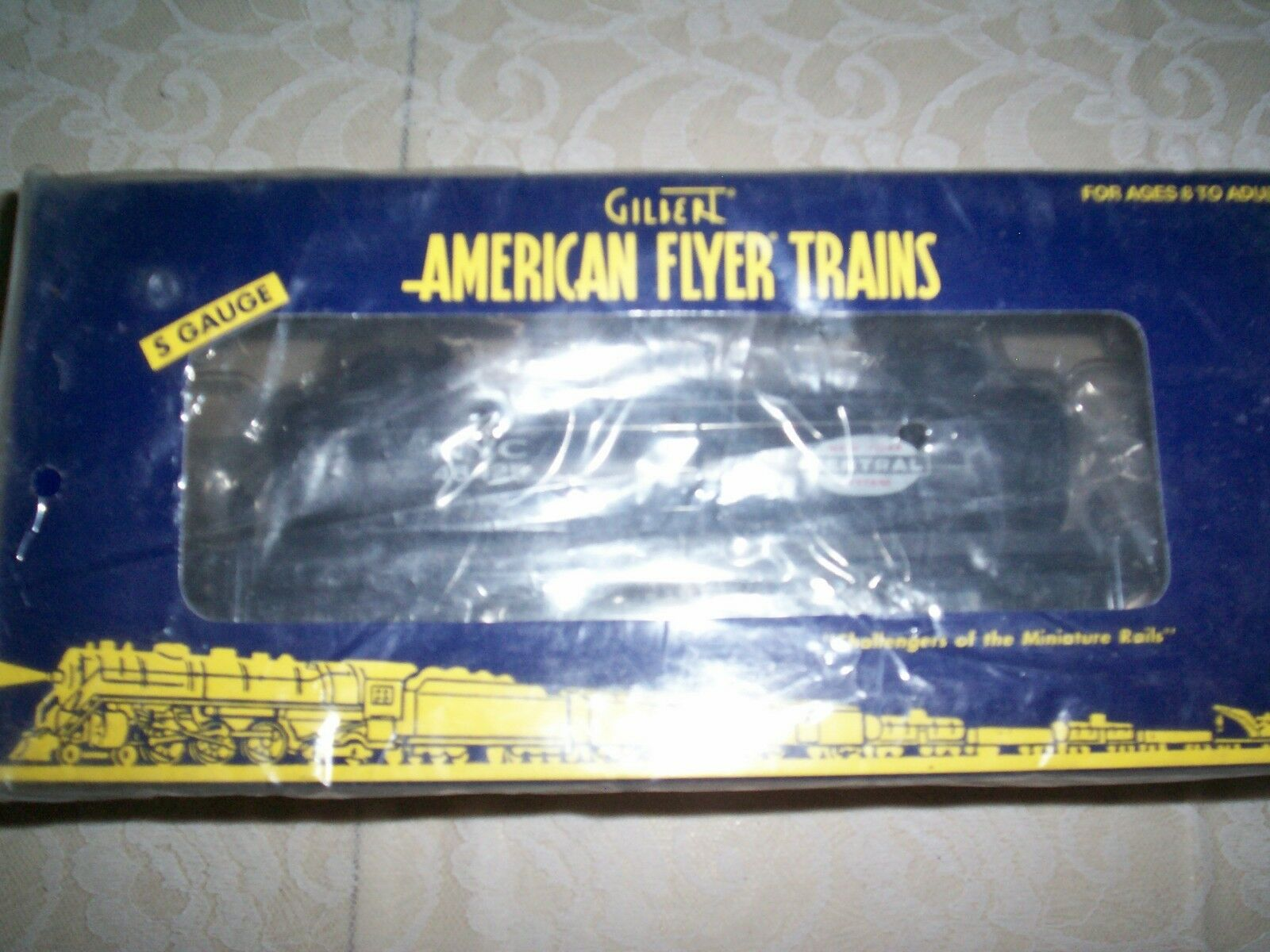 American Flyer  48425 New York Central tres Dome coche del tanque