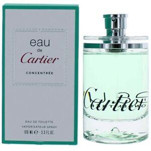 Cartier-Eau-de-Cartier-Concentree-Edt-Eau-de-Toilette-Spray-Unisex-100ml-NEU-OVP