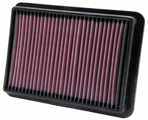 33-2980 K/&N Replacement Air Filter fit NISSAN NAVARA 2.5L V6 DSL; 05-11