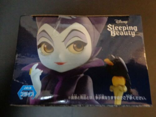 Banpresto Disney Princess Q Posket Petit Villains II MALEFICENT Mini Figure NEW