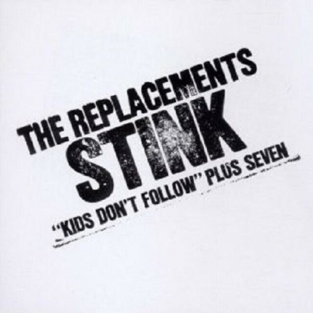 THE REPLACEMENTS - STINK CD ROCK 8 TRACKS NEU
