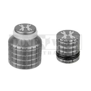 Silver HK Army Fill Nipple Cover