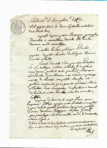 1833-justice-manuscript-document-involving-french-knight-of-honor-medals-army