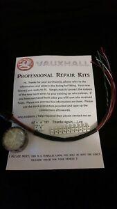 vauxhall opel zafira b rear door wiring harness repair kit rh ebay co uk zafira b door wiring diagram Power Door Lock Relay Wiring