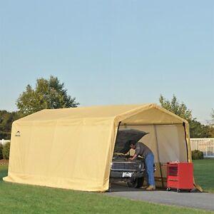 ShelterLogic AutoShelter 1020 Instant Garage 10' x 20 ...