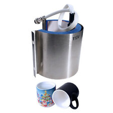 Attachment Heating Transfer Sublimation Mug Cup 10oz For Heat Press Machine