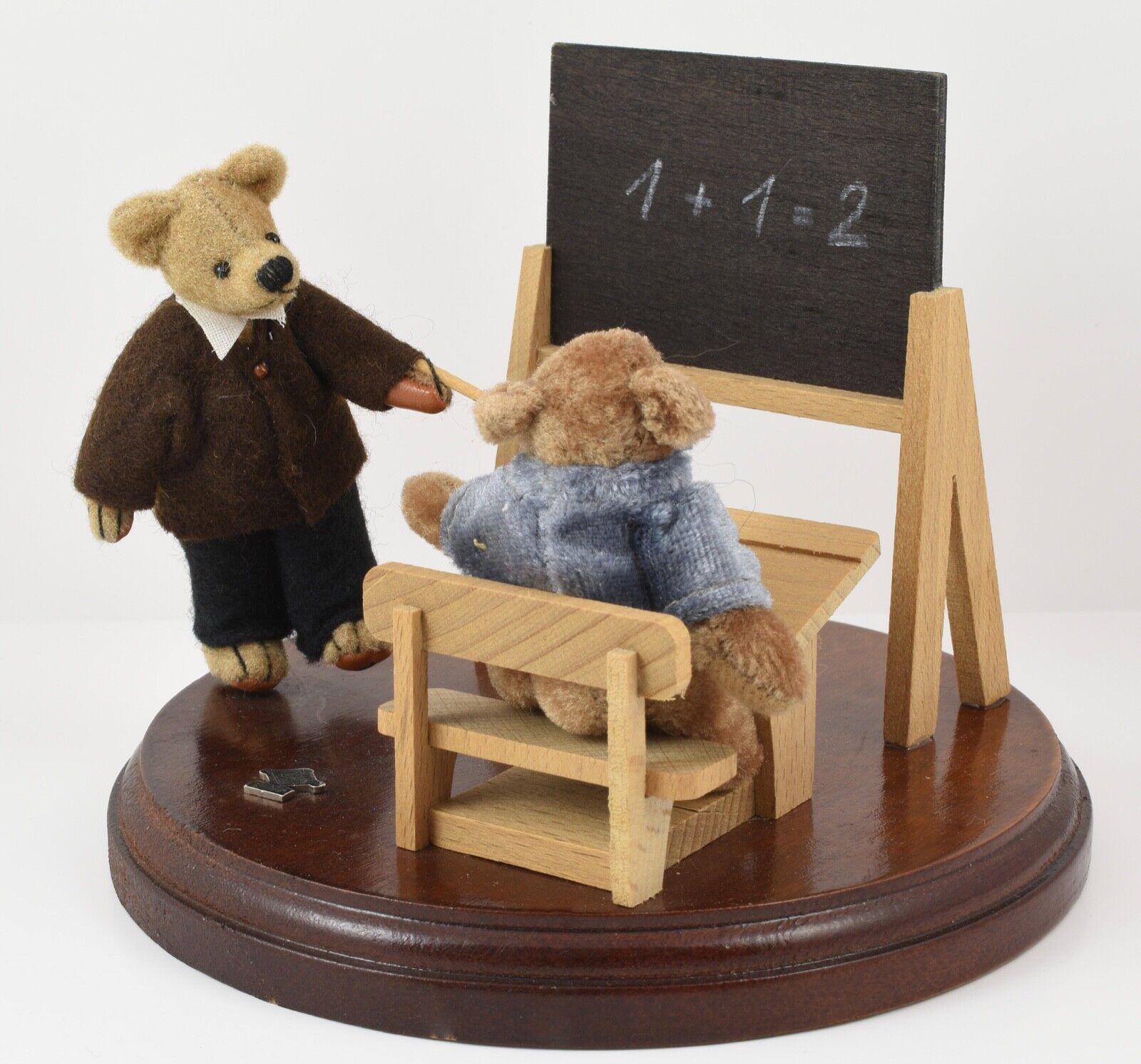 RARA EDIZIONE LIMITATA Gebr. BING Schuco Germania Teddy Bear School