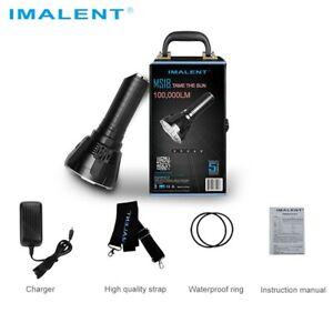IMALENT-Original-MS18-100000-LM-LED-Rechargeable-Flashlight-1350M-Super-Powerful
