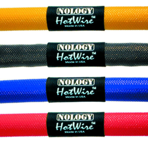 Nology HotWires Triumph All 95-02 3-Cylinder 012 123 101 RED 012 123 102 BLACK