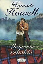 La novia rebelde (Spanish Edition)