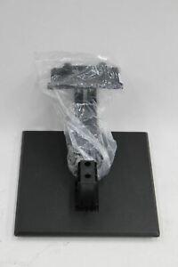 QUADRATO nero universale montaggio monitor PC Desktop Stand p/n 3K.4AT01.E11