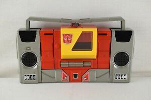 Vintage Transformers G1 Blaster Radio Boombox Autobot 1984 Takara Hasbro AS-IS