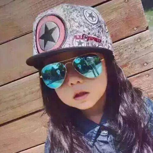 Baby Boys Kids Sunglasses Children Sun Glasses 100/%UV Protection Outdoor Glass S