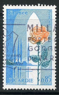 Architecture Timbre France Oblitere N° 1847 La Picardie Hot Sale 50-70% OFF Nice Stamp