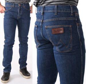 Wrangler-Herren-Jeans-Hose-Spencer-Darkstone-W29-W38