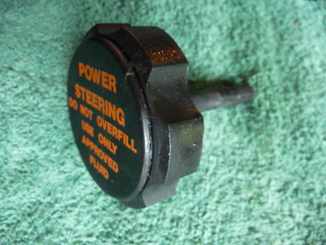 One New Genuine Power Steering Reservoir Cap 9475862 for Volvo