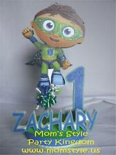 Super Why Cake Topper Birthday party supply - ps
