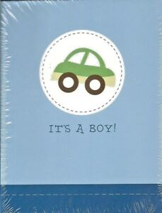 it s a boy announcement cards