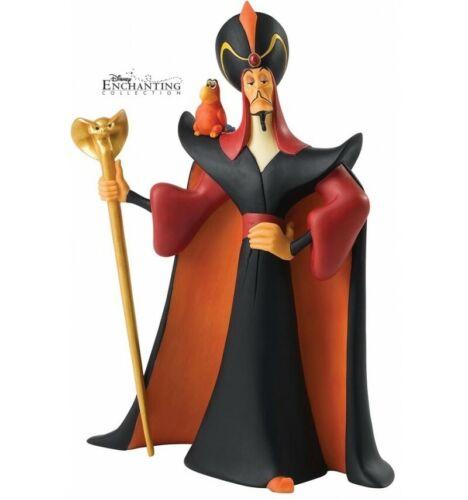 Enesco Enchanting Disney Figurine collection Aladdin Jafar et Iago
