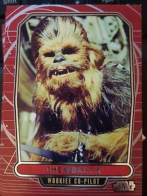Star Wars 2012 Galactic Files 2 #513 Chewbacca Boushh/'s Bounty Mint