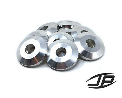 10 COUNT JET FLAT HYDRO 5//16 STRINGER WASHERS 1.25OD .25 THICK
