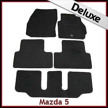 2009 2010 2011 SUR MESURE de luxe 1300 G Tapis voiture Mazda 5 7 places 2005 2006..