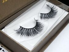 Amazing Quality 3D 100% REAL Siberian Mink Hair Hand Made Luxury Eyelashes DM-25