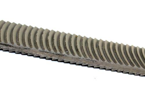 """Roebuck Plat 10/"""" Dreadnought fichier denture courbe Courbe Coupe Métal Mou Tenon Vixen"""