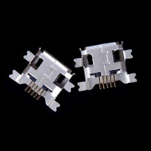 20Pcs 5pin Female Micro USB Connector 4 feet Jack Socket SMD Charging CS - UK, United Kingdom - 20Pcs 5pin Female Micro USB Connector 4 feet Jack Socket SMD Charging CS - UK, United Kingdom