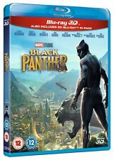 Black Panther (3D + 2D ) [Blu-ray]