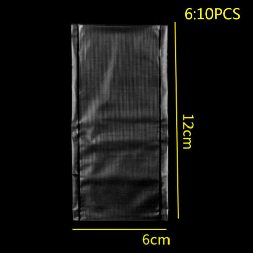 10pcs Carp Fishing Water Soluble PVA Bag Terminal Tackle Tool AccessoXBUK