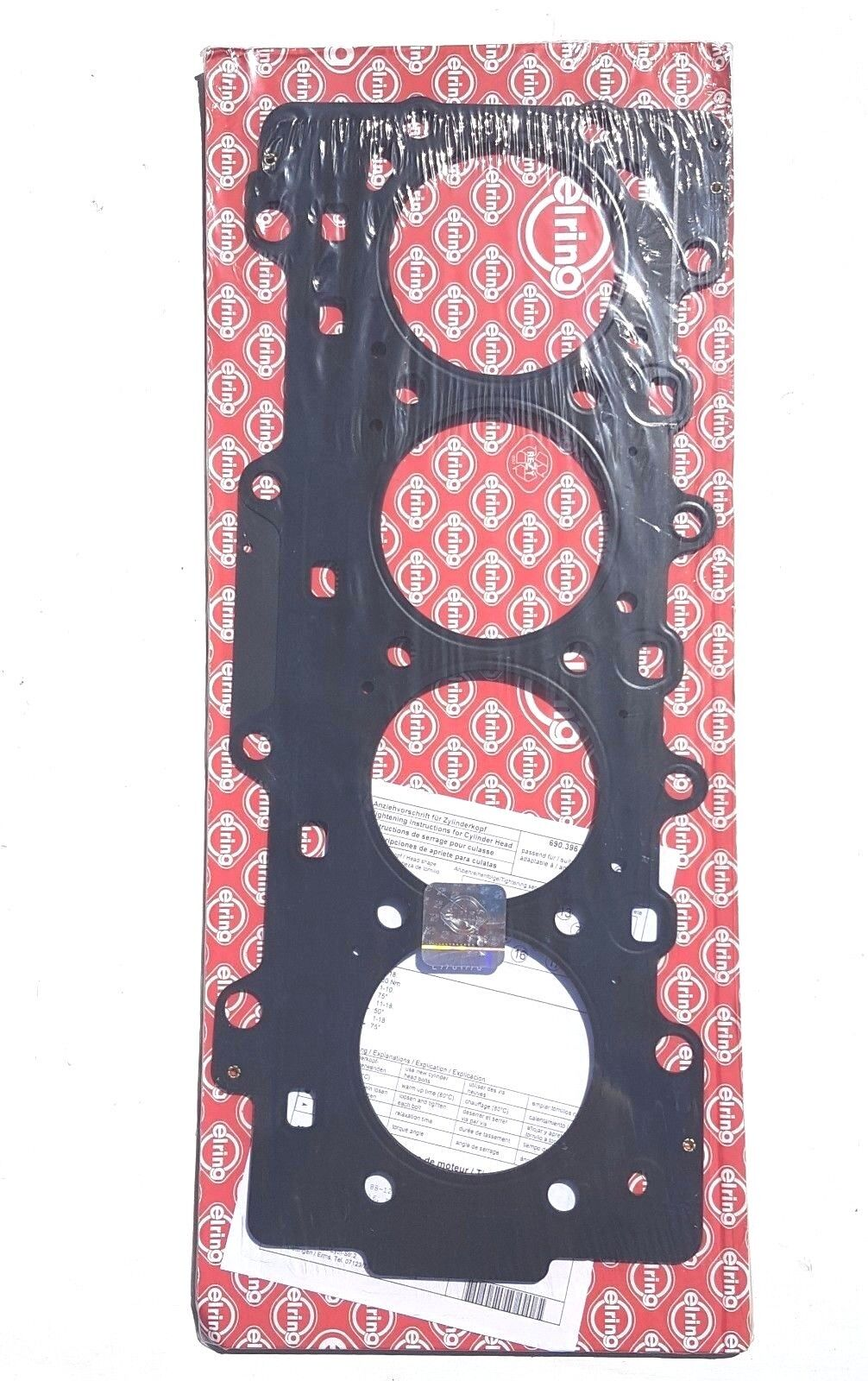 ELRING OIL PAN SUMP GASKET 690531 G NEW OE REPLACEMENT