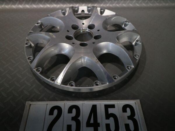 """1 Stück Felgenstern Brabus Monoblock V Mercedes 8,5jx18"""" Et35 522-858-35 #23453"""